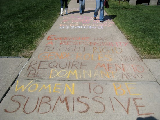 My favorite chalking from McMicken Commons.