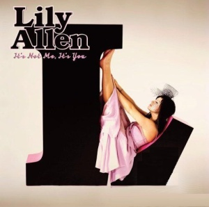 The cover of Lilly Allen's new album It's Not Me, It's You. Photo from Google Images (Carlosjtj Flickr.com).