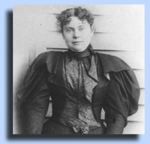Lizzie Borden. Photo from Google Images.