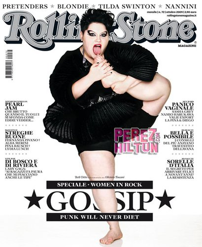 Beth Ditto Rolling Stone