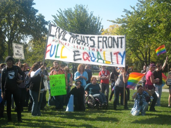 National Equality March 2