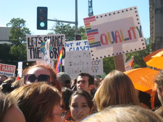 National Equality March 5