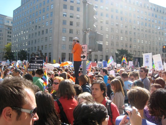 National Equality March 6
