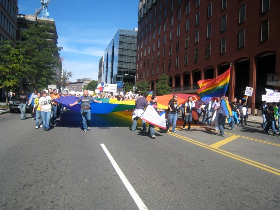 National Equality March 7
