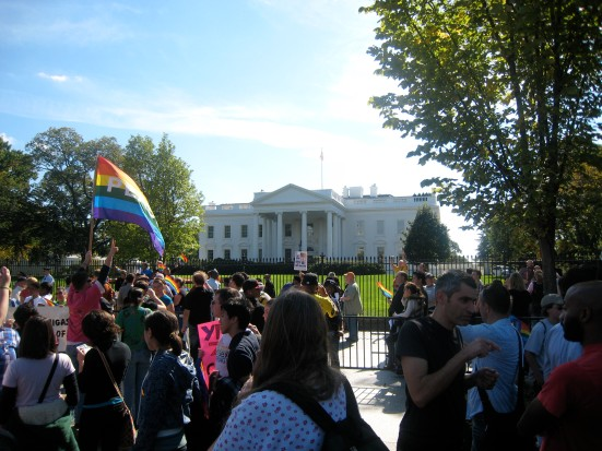 National Equality March 8