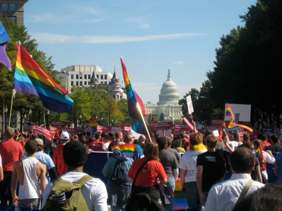National Equality March 10