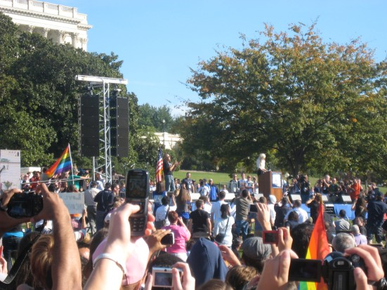 National Equality March 15