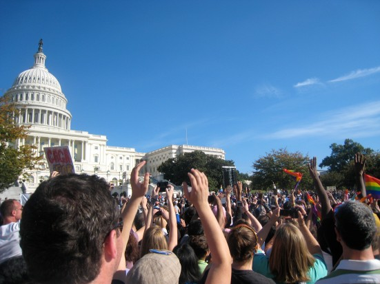 National Equality March 16