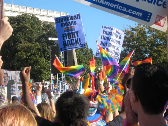 National Equality March 17