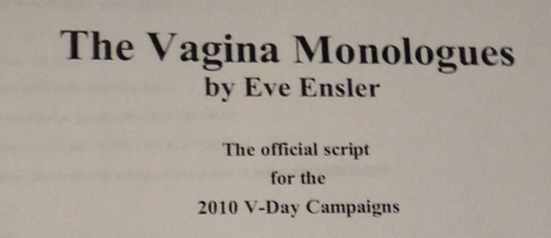I've got my script. Are you ready?