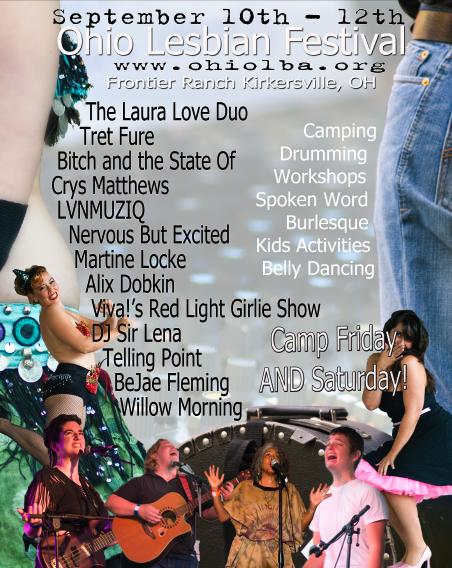 2010 usa lesbian festivals