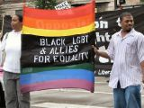 LGBT racial minority hit hard by social and financialinequality