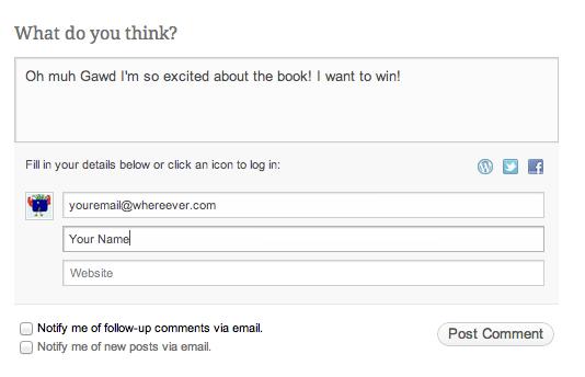 Rachel Maddow Drift book contest form