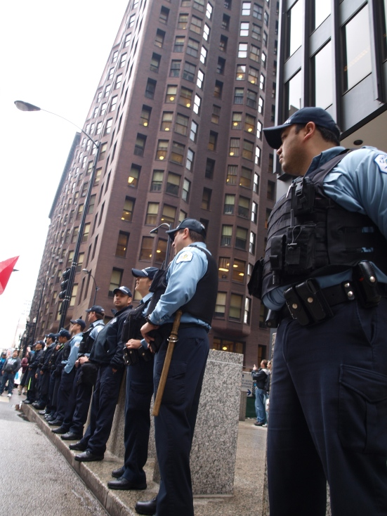 May Day Chicago 2012 Photo 4. Google Images.