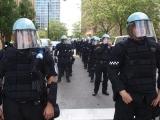 Queer contingent protests Chicago NATOSummit