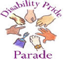 Photo: Disability Pride Parade logo. Photo source: Google Images