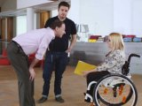 "Watch: Advocacy group aims to ""end the awkward"" when interacting with disabled people"